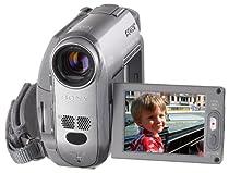 Sony DCRHC40 MiniDV Digital Handycam Camcorder w/10x Optical Zoom