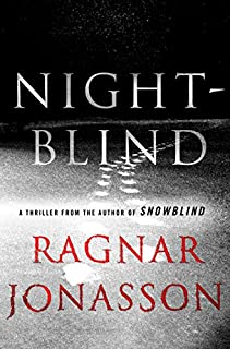 Book Cover: Nightblind: A Thriller