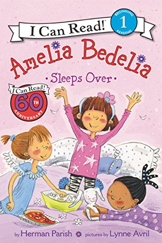 Amelia Bedelia Sleeps Over (I Can Read Level 1) (Kids Can Read compare prices)