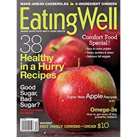 Buy EatingWell (1-year auto-renewal)