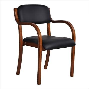 JJZDYZ Silla Silla moderna del respaldo de la manera de la simplicidad de la silla del estudio de madera sólida que cena la silla (los 81 * 52.5cm) Silla plegable ( Color : 10* )