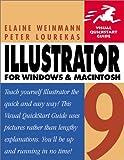 Illustrator 9 for Windows & Macintosh (0201708981) by Weinmann, Elaine