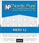 Nordic Pure 16x25x5 Honeywell Replace...