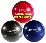 NBA Stability Ball - All 30 teams! - CIRRUS Fitness