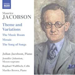 Jacobson: Theme & Variations