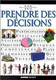 echange, troc R. Heller - Prendre des décisions