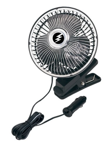 Schumacher SAC-404 12 Volt Portable Fan