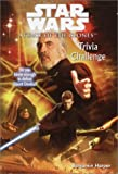 img - for Attack of the Clones Trivia Challenge book / textbook / text book