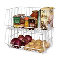 Pro-Mart DAZZ Medium Stackable Basket