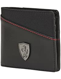 Ferrari Ls Black Wallet MENS