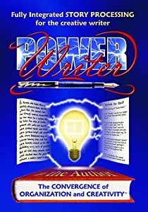 Power Writer (Novel and Fiction Writing Software)