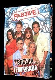 Rebelde - tercera temporada