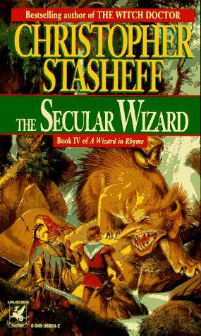 Secular Wizard, CHRISTOPHER STASHEFF