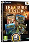 4 Play Collection - Treasure Hunters...