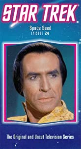 Star Trek - The Original Series, Episode 24: Space Seed [VHS]