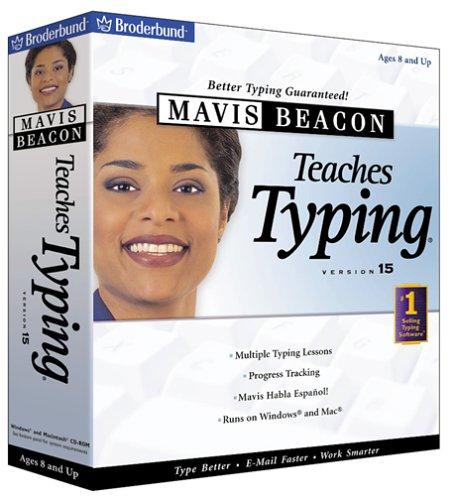 Mavis Beacon Teaches Typing 15