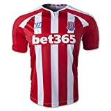 2014-15 Stoke City Adidas Home Football Shirt