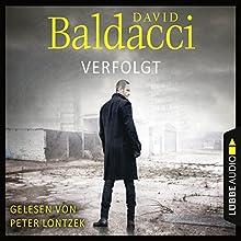 Verfolgt (Will Robie 2) Hörbuch von David Baldacci Gesprochen von: Peter Lontzek