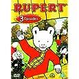 Rupert - Three Episodes (Rupert & Ginger, Rupert and Pong Ping, Rupert & Little Yum) [DVD]