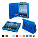 Snugg iPad 4 & iPad 3 Case - Leather...