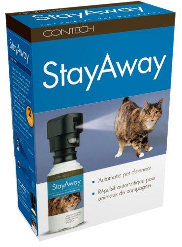 Contech StayAway Motion-Activated Pet Deterrent