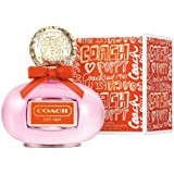 Coach Eau De Parfum Spray, Poppy, 3.4 Ounce