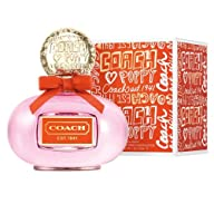 Coach Eau De Parfum Spray, Poppy, 3.4…