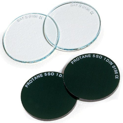 Sacit farbloses Glas Ersatz für Glas-rundes mod. Adler