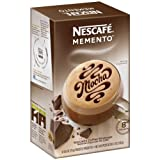 Nescafe Memento Coffee, Mocha, 8 - Count