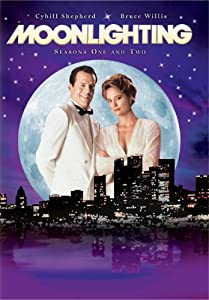 Moonlighting DVD Bundle Seasons 1 - 5