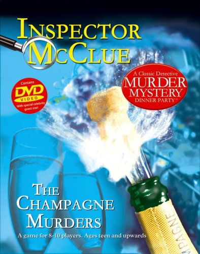Murder Mystery Boxed Game for 8-10 Players