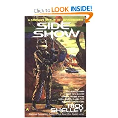 Side Show (13th Spaceborne, Book 2) by Rick Shelley