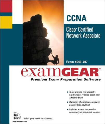 CCNA Exam Gear (New Riders exam gear)