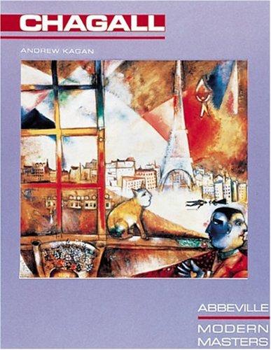 marc-chagall-modern-masters-series