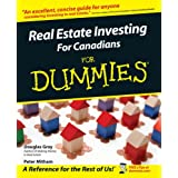 Real Estate Investing For Canadians For Dummiesby Douglas Gray