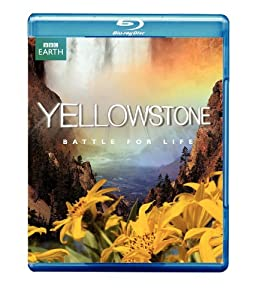 Yellowstone: Battle for Life [Blu-ray]