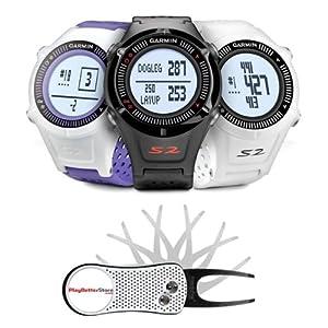 Garmin Approach S2 Golf GPS Watch w/ Free PBS Pitchfix! (30,000+ courses) from Garmin
