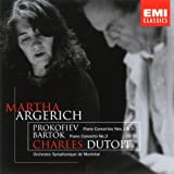 Prokofiev: Piano Concertos Nos.1 & 3/Bartok: Piano Concerto No.3