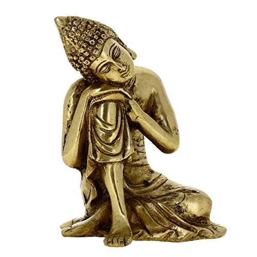 buddhism-decor-beautiful-blessing-buddha-sleeping-resting-golden-sculpture-38-x-3-x-2
