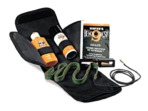 Hoppe's BoreSnake Soft-Sided Pistol and Revolver Cleaning Kit (Choose Your Caliber) by Hoppe's