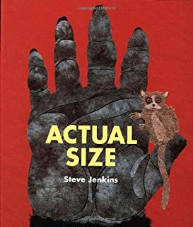Book Cover: Actual Size