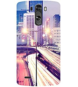 Evaluze pattern Printed Back Case Cover for LG G4