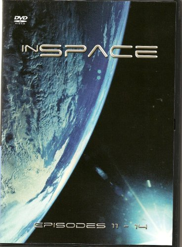 IN SPACE EPISODES 11 TO 14 - NEW BUT NOT SEALED