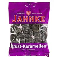 Jahnke Honey-malt Drops 6.2 oz / Brustkaramellen