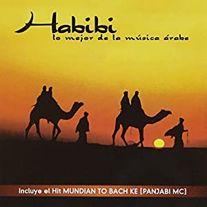 interpretes de musica arabe:
