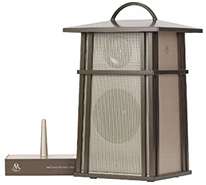 Acoustic Research Mission Style Wireless Outdoor Speaker (AW825) - Bronze