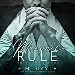 Mason's Rule: Purgatory Masters, Book 3 | Eliza Gayle