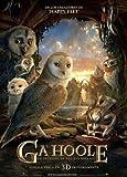 Ga'hoole: La leyenda de los... (BR + 3D) [Blu-ray]