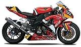 1/12 バイクシリーズ SPOT エヴァンゲリオンRT 弐号機 Kawasaki ZX-10R 2010年仕様