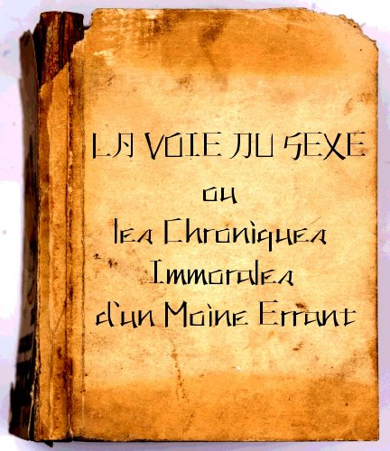 Couverture du livre LA VOIE DU SEXE ou les Chroniques Immorales d'un Moine Errant
